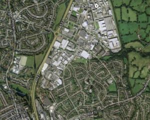 Hurdsfield - Cheshire Science Corridor Enterprise Zone