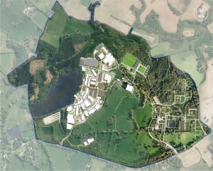 Alderley Park - Cheshire Science Corridor Enterprise Zone