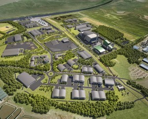 Protos - Cheshire Science Corridor Enterprise Zone