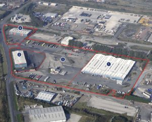 South Road - Cheshire Science Corridor Enterprise Zone Sites